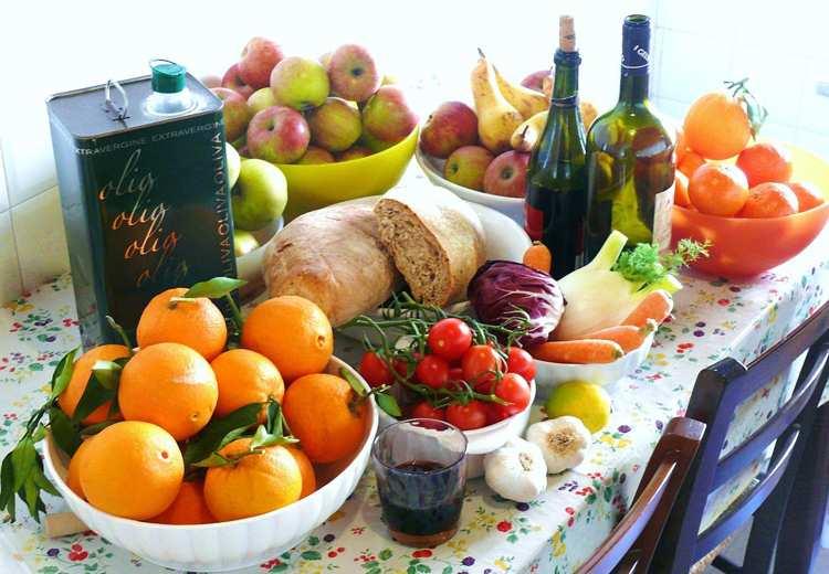Consumi: Coldiretti, clima pazzo taglia dieta mediterranea